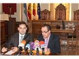 El presidente de la Diputación anuncia el inicio de las obras del Centro de Salud nº 1 de Hellín para el primer trimestre de 2015