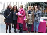 La diputada Carlota Romero entrega un importante donativo a ACEPAIN para la investigación del cáncer
