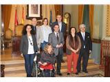 La Diputación firma convenios por valor de más de 400.000 € con asociaciones socio sanitarias de la provincia