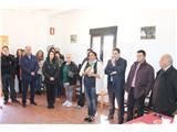 El presidente de la Diputación, Francisco Núñez, inaugura el nuevo albergue del Parque de la Mejorada, en Alpera