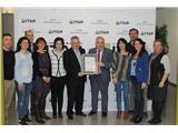 El Itap recibe el certificado de Gestión Medio Ambiental Norma ISO 14001.2004
