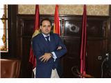 """Francisco Núñez: """"Han sido cuatro años intensos, en contacto permanente con los alcaldes y asociaciones y colectivos de la provincia de Albacete"""""""
