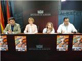 El Pabellón de la Feria acogerá el III Trofeo Diputación de baloncesto en silla de ruedas