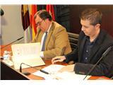 Suscritos los nuevos convenios de colaboración entre la Diputación y el Albacete Balompié
