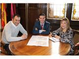 Reunión a tres bandas en la Diputación para mejoras en las carreteras de Nerpio