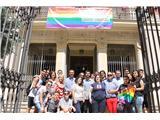 La Diputación de Albacete se incorpora a la celebración del Día Internacional del Orgullo LGTBI