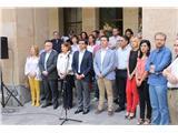 Cabañero envía un especial recuerdo a los franceses residentes en Albacete y a los albaceteños que viven en Francia