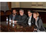 La conferencia del historiador Julián Casanova cerró la conmemoración del 80 aniversario de las Brigadas Internacionales