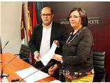 PSOE y GANEMOS-IU renuevan su pacto en la Diputación para la aprobación de los presupuestos del 2017