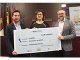 """El ayuntamiento de Caudete gana el premio de reciclaje de vidrio de la campaña """"Mr. iglú en ruta"""""""