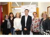 Diputación y AMAC firman el protocolo de colaboración para el programa de fisioterapia