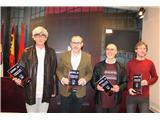 La Diputación publica la selección de textos dramáticos de la \nI Muestra de Teatro de autores locales