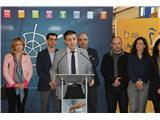Cabañero felicita al nuevo presidente de la Federación de Comercio de Albacete