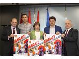 Albacete acoge el XLVIII Campeonato de España Senior de Karate y el IV Campeonato de España Para-Karate