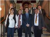 El municipio guatemalteco de Río Hondo se interesa por la gestión del Consorcio Provincial de Medio Ambiente