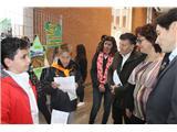 Un total de 36 centros educativos de la provincia asisten al IX Encuentro de la Agenda 21 Escolar