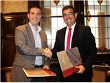 Convenio de colaboración entre el consorcio Cultural Albacete y la entidad  Ingeteam Power Technology