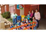 El Consorcio de Medio Ambiente entregará 38 triadas de contenedores a centros educativos de la provincia