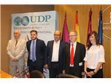 La Diputación acoge una jornada provincial de envejecimiento activo
