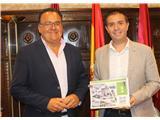 Cabañero expresa el apoyo institucional de la Diputación al I Congreso Regional de Zonas Industriales de Castilla-La Mancha