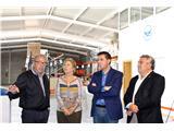 Cabañero resalta el enorme trabajo contra la exclusión social del Banco de Alimentos de Albacete