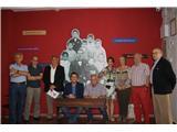 Una representación del equipo de Gobierno provincial visita las nuevas instalaciones del Museo del Niño