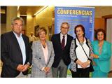 ALUEX inauguró esta tarde su XV Ciclo de Conferencias bajo el lema: Atrévete a sentir.