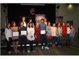 La Diputación impulsa una exposición para que se que visibilice al menor como víctima de la violencia de género