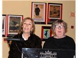 Inaugurada la exposición de carteles gráficos sobre la mujer en la Primera Guerra Mundial