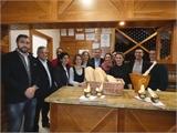 Cabañero destaca la tradición culinaria de los platos que se sirven en las Jornadas del Puchero