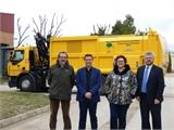 El Consorcio Provincial de Medio Ambiente incrementa su flota de camiones de recogida selectiva