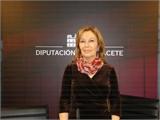 Apoyo del equipo de Gobierno de la Diputación de Albacete a las movilizaciones por el 8-M