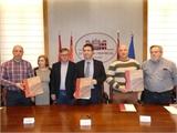 Suscrito el nuevo Acuerdo Marco y Convenio Colectivo de la Diputación de Albacete