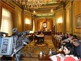Apoyo de la Diputación a las reivindicaciones feministas del pasado día 8
