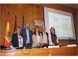 El Palacio de la Diputación de Albacete acoge el congreso nacional de familias LGTBI+