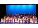 El Conservatorio de la Diputación cerró el curso con el espectáculo