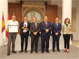 El Gobierno de Castilla-La Mancha premia a la Diputación de Albacete por su plataforma electrónica Sedipualb@