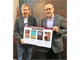 El Cine de Verano de Diputación vuelve a los jardines del Chalet Fontecha duplicando el número de sesiones del año pasado