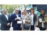 La Diputación agradece a AMAC su vital implicación en la lucha de las mujeres de la provincia contra el cáncer de mama
