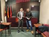 Enrique Pagán presenta el III Salón de Vinos DO de Almansa que se celebrará en Albacete el próximo jueves