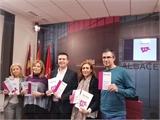 Cabañero presenta el II Plan de Igualdad con el que se avanza en equidad de oportunidades y trato entre mujeres y hombres en la Diputación