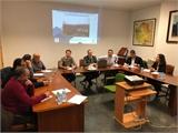 Cabañero participa en Cenizate en una reunión sobre el Decreto de la JCCM que facilita a los pequeños municipios su desarrollo urbanístico