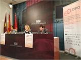 Nieves García presenta la IV edición del Congreso Nacional de Comunicación con el Paciente Oncológico (CIPO) que tendrá lugar los días 8 y 9 en Albace