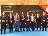 Cabañero felicita a las empresas distinguidas con los Premios PYME Carrefour 2018 en C-LM, ejemplos de la calidad del sector agroalimentario regional