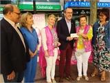 La Diputación de Albacete se une a la fuerza de los y las supervivientes de cáncer de la mano de ACEPAIN