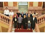 Luis Miguel Atiénzar subraya la importancia de Barcarola en el ámbito cultural español en sus XXXIII premios Internacionales de Poesía y Cuento