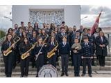Las academias y bandas de música de la provincia salen a la calle con motivo del Día de la Música