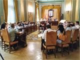 La X Corporación Provincial aprueba en pleno extraordinario los trámites para el  funcionamiento interno de la Diputación de Albacete