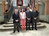 Francisco Valera urge la especialización de los operadores jurídicos, durante la inauguración de las I Jornadas de Derecho de Familia