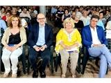 Pozohondo abre el II Encuentro Provincial de Bandas y Escuelas de Música 2019, con la presencia del diputado provincial Francisco García Alcaraz